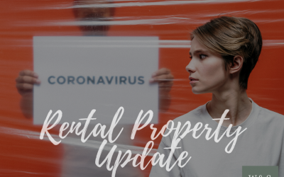 Rental Property Update on Coronavirus Act 2020
