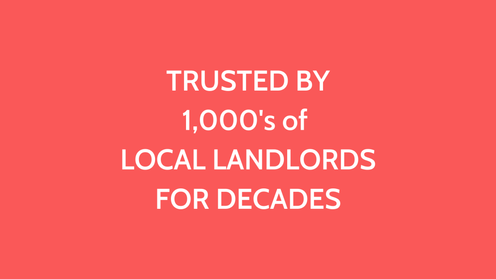 Wills and Smerdon trusted by thousands of local landlords for decades