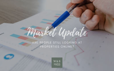 A Covid-19 market update: Are people still looking at properties online?